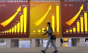 Темпы экономического роста Китая, от чайника до инноваций