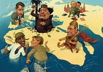 Нефтянные войны.Часть 1