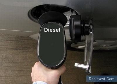 Дизельное топливо в России дорожает быстрее импортного