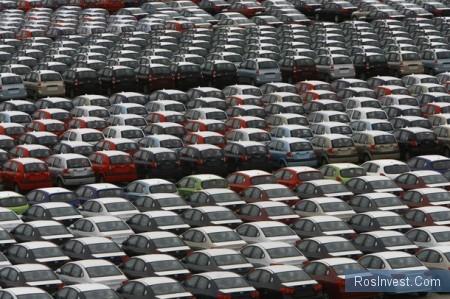Производство автомобилей в РФ: 100-процентный рост
