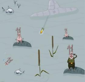 «Песня про зайцев» или почему белорусский рубль отпустили в свободное плавание