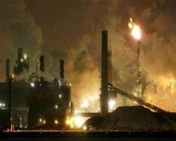 Производство стали в США