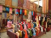 Рынок одежды Турции