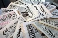 Рынок печатных СМИ