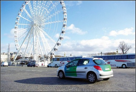 Анализ французского рынка автомобилей
