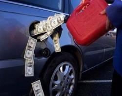 Цена бензина в Европе - невероятный рост