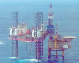 Нефтедобыча в Северном море
