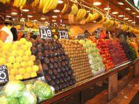 Продовольственный рынок Южной Америки